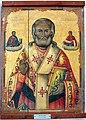 Salamis Saint Barnabas museum icon Saint Nicolas 02.jpg