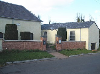 Historic Chapels Trust - Image: Salem Chapel, East Budleigh geograph.org.uk 1020065
