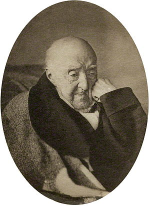 Samuel Rogers - A photograph of Samuel Rogers