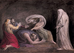 Samuel appearing to Saul in the Presence of th...