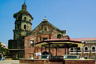 Lubao, Pampanga - Saint Augustine Church (oldest in Pampanga - 1572)