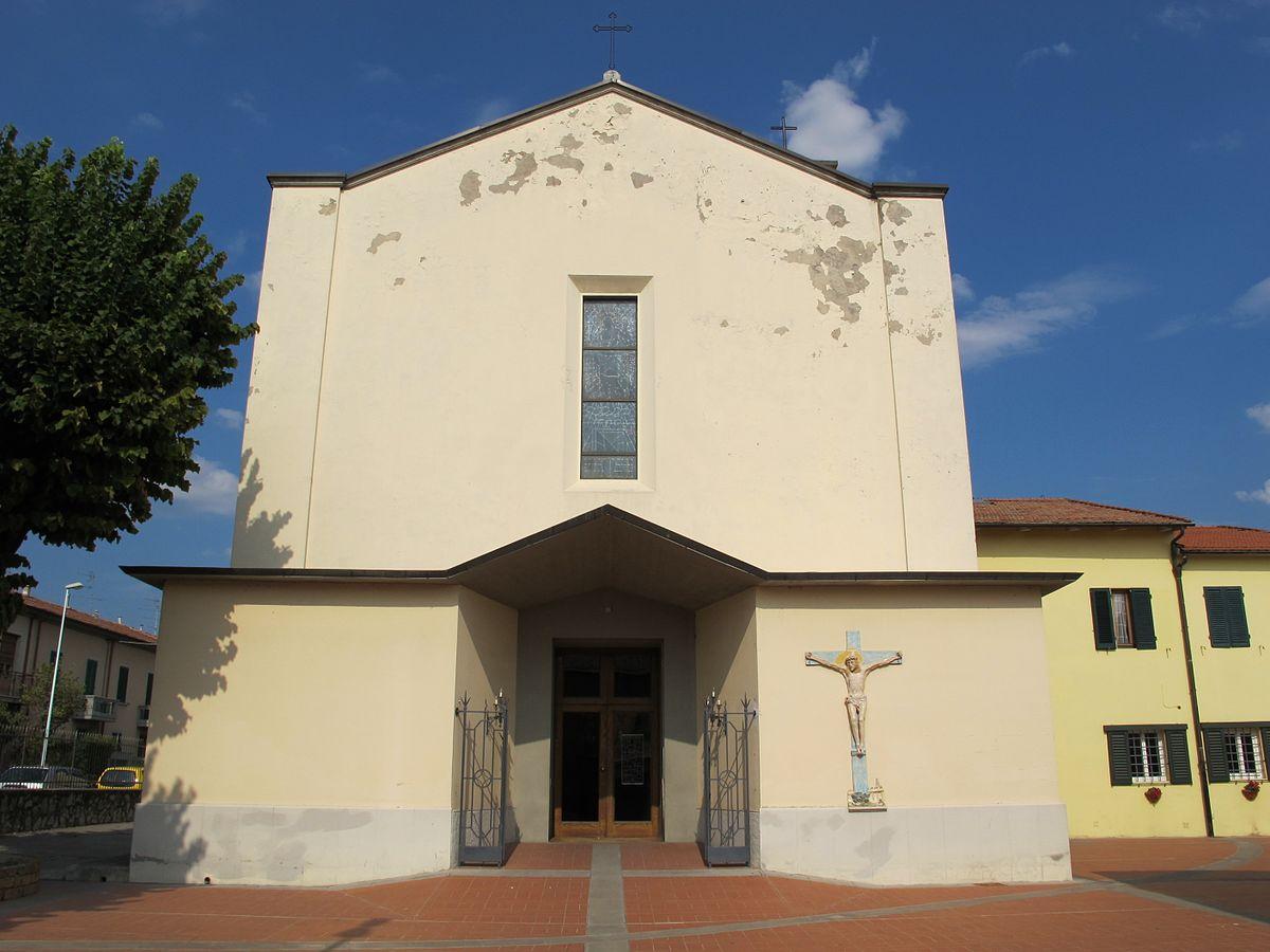 Chiesa di san bartolomeo a coiano wikipedia - Architetto prato ...