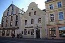Wohn- und Handwerkerhaus (später Gasthaus)