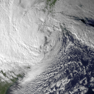 Effects of Hurricane Sandy in New Jersey