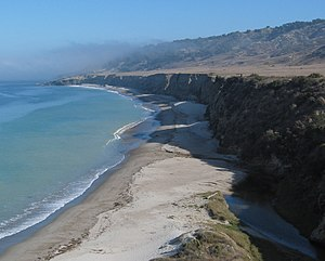 Water Canyon Beach, Santa Rosa