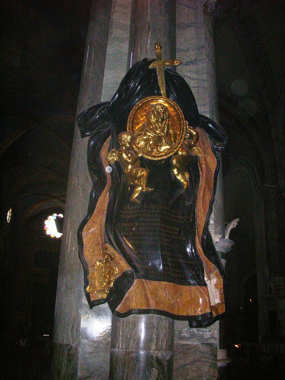 SantaMariaSopraMinerva-MonumentoFunebreBernini03-SteO153