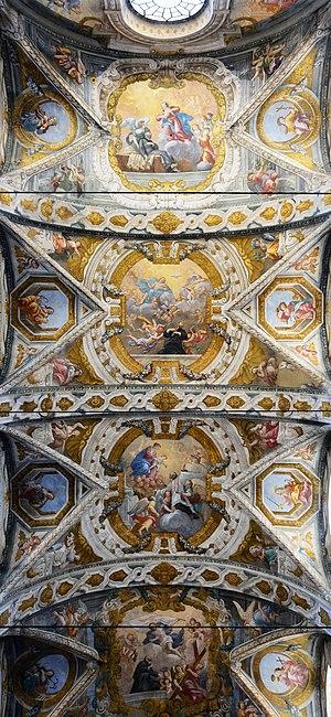 Santa Cristina (Parma) - Ceiling