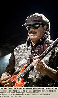 Carlos Santa... Santana Wiki