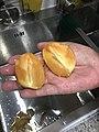 Sapodilla cut open inside flesh.jpg