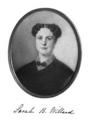 Sarah B. Willard and signature.png