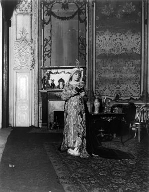 Adrienne Lecouvreur (play) - Sarah Bernhardt in Adrienne Lecouvreur (1896)