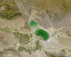 Satellite Image of Lake Aibi.jpg