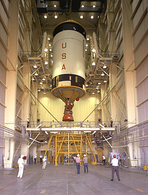 S-IVB - S-IVB-206 which was used for the Skylab 2 flight