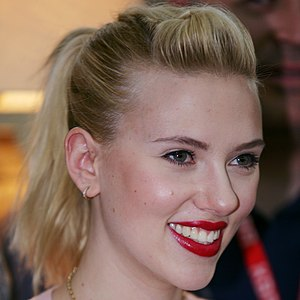Scarlett Johansson met with nearly 600 service...