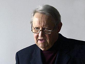 Günter Schabowski - Schabowski in 2007