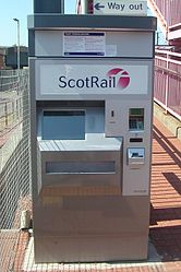 Scheidt & Bachmann Ticket XPress Machine, Whifflet (3012).JPG