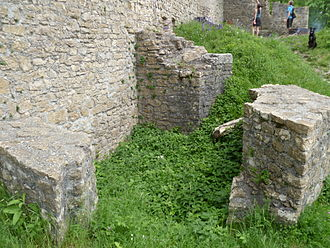 Schenkenberg Castle - Image: Schenkenberg Castle 2