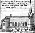 Schleuen - Luthersiche Haupt-Kirche zu S.Nicolai 1757.jpg