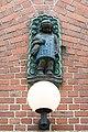 Schule Tieloh (Hamburg-Barmbek-Nord).Bauschmuck.Kuöhl.ABC-Schützen.1.Mädchen mit blauem Kleid.22914.ajb.jpg