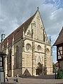 Schwäbisch Gmünd, Heilig-Kreuz-Münster, Westportal.JPG