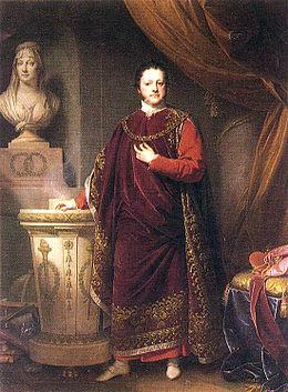 Joseph II Johann 6th Prince of Schwarzenberg (Source: Wikimedia)