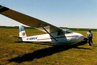 Schweizer Aircraft - Schweizer SGS 2-33A training glider