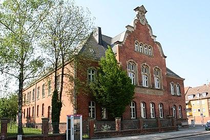 Bauunternehmen Schwerte how to get to amtsgericht schwerte in schwerte by s bahn