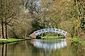 Schwetzingen - Schlossgarten - Chinesische Brücke von NO 2.jpg