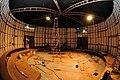Science on Sphere under Construction - Dynamotion Hall - Science City - Kolkata 2016-02-23 0718.JPG