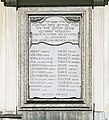 Scola levantina (Venice) Memorial for the Jews fallen during World War 1.jpg