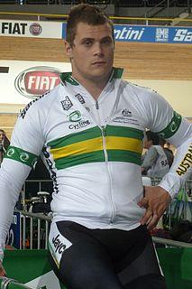 Scott Sunderland (cyclist, born 1988) Australian bicycle racer