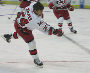 Scott Walker (ice hockey) - Image: Scott Walker hockey
