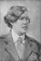 Scottish Women's Hospital - Vera Holme, from a painting by Dorothy Johnstone.png