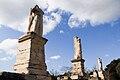 Sculptures of Athenian Agora. Athens, Greece.jpg