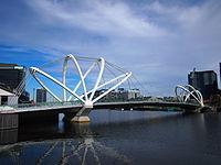 Seafarers Bridge, Melbourne