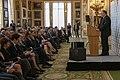 Secretary Pompeo Delivers Remarks in London, United Kingdom (46889774435).jpg