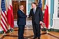 Secretary Pompeo Meets With Bahraini Crown Prince Salman bin Hamad Al-Khalifa (48750573603).jpg