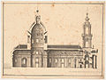 Section of S. Lorenzo in Florence by Marcus Tuscher 1730.jpg