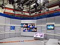 Sede rai di firenze, studio televisivo del telegiornale regionale 04.JPG