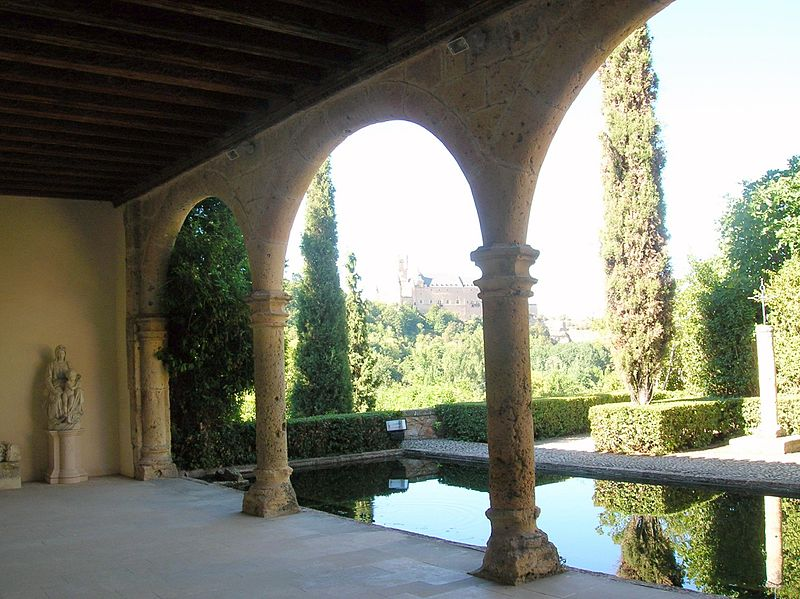 File:Segovia - Real Monasterio de Santa Maria del Parral 05.jpg