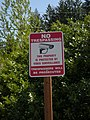 Selleck, Washington - CCTV sign.jpg