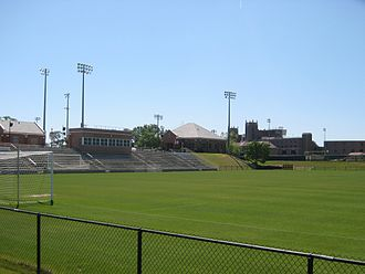 Florida State Seminoles women's soccer - Florida State plays home games at the Seminole Soccer Complex.