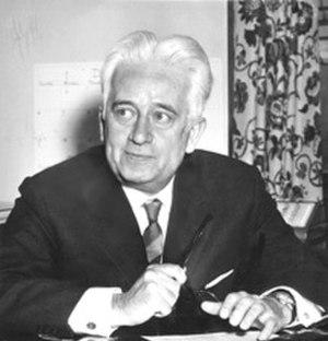 United States Senate election in New York, 1964 - Image: Senator Kenneth Keating