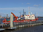 Sentinel at Liverpool Cruise Terminal - 2012-08-31 (3).JPG
