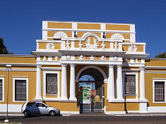 Cuiabá - Cultural Centre of Sesc in Cuiabá.