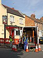Sewer Survey and Roadworks - geograph.org.uk - 1005543.jpg