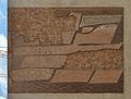"""Sgraffitowand """"Abstrakte Komposition"""" by Egon Haug, Schelleingasse 1, Vienna (02).jpg"""