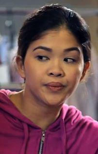 Melai Cantiveros Filipino actress and comedian