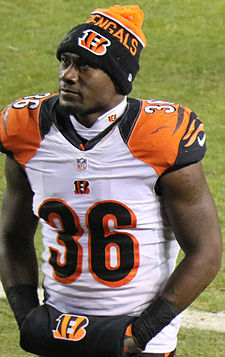 shawn williams bengals jersey