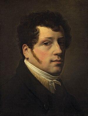 Sylvester Shchedrin - Self-portrait